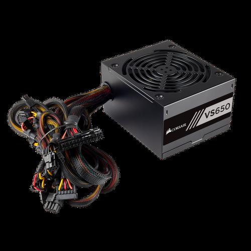 Fonte Corsair VS650W ATX