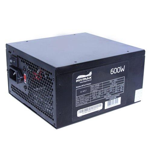 Fonte Mymax 600W 24 Pinos ATX
