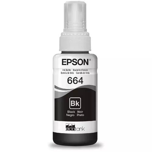 Refil Ecotank Epson Preto T664120A